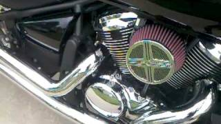 10. Kawasaki 2008 Vulcan 900 Custom Upgrades Sounds Awesome!!!