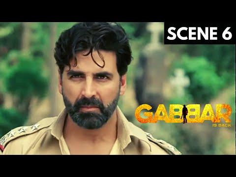 Gabbar Is Back | Scene 6 | Gabbar Kidnaps Corrupt Police Officers | Akshay Kumar | Sunil Grover