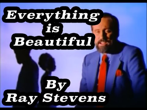 raystevensmusic - http://www.raystevens.com https://www.facebook.com/raystevensmusic1707 Off the DVD Ray Stevens - Comedy Video Classics, a beautiful song about how