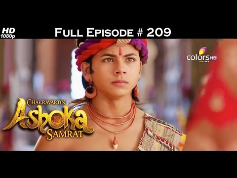 Chakravartin-Ashoka-Samrat--21st-March-2016--चक्रवतीन-अशोक-सम्राट--Full-Episode-HD