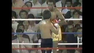 Thomas Hearns V Roberto Duran