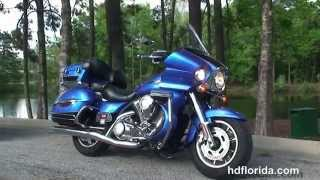 3. Used Kawasaki Vulcan Voyager 1700  Motorcycles for sale Tallahassee Florida