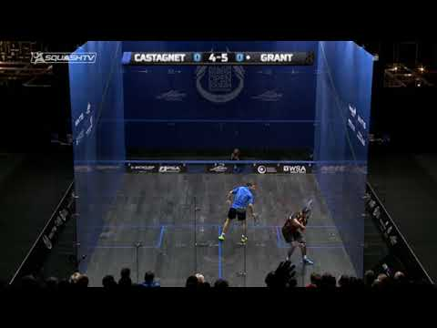 Squash tips: Early racket preparation is key