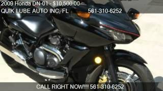 5. 2009 Honda DN-01  for sale in HOBE SOUND, FL 33455 at the QU