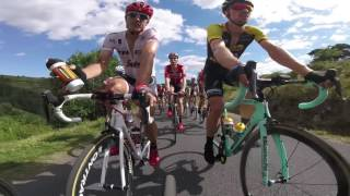 Go inside Stage 15 of the 2017 Tour de France with GoPro onboard highlights. Bauke Mollema of Trek-Segafredo soloed to stage ...
