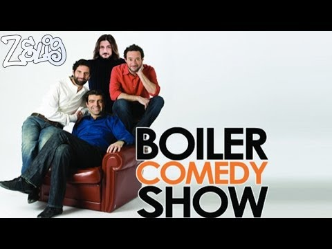 BOILER Comedy Show   Zelig