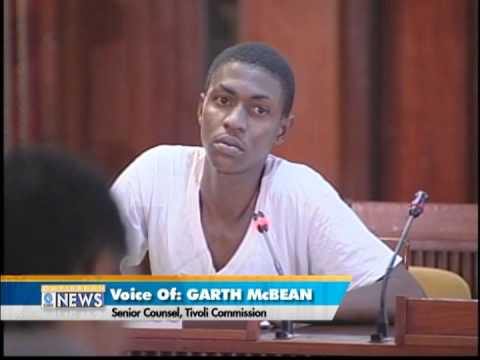 Romaine Walker testifies | West Kingston Inquiry| September 7, 2015
