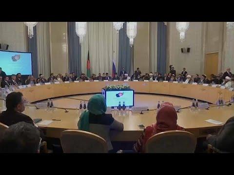 Afghanistan: Taliban verhandeln in Moskau mit afghanischer Opposition