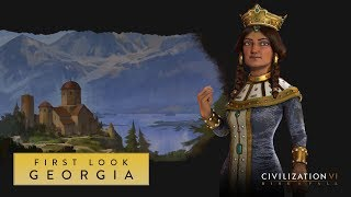 Video Civilization VI: Rise and Fall – First Look: Georgia MP3, 3GP, MP4, WEBM, AVI, FLV Januari 2018