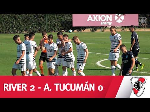 Los goles de la Reserva ante Atlético Tucumán