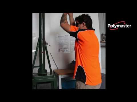 Impact Testing Process At Polymaster