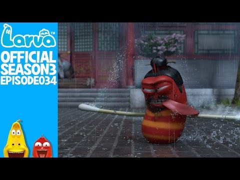 [Official] Kung fu - Larva Season 3 Episode 34