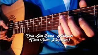 Download Cinta Luar Biasa Andmesh Cover Fingerstyle Guitar