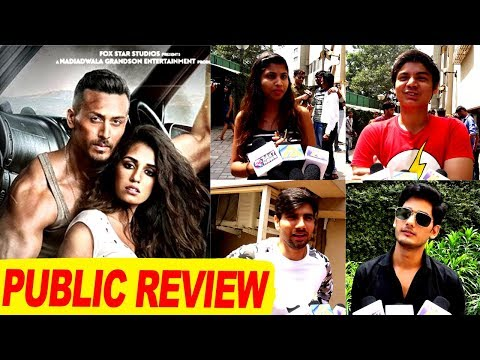 Public Review For Film Baaghi 2