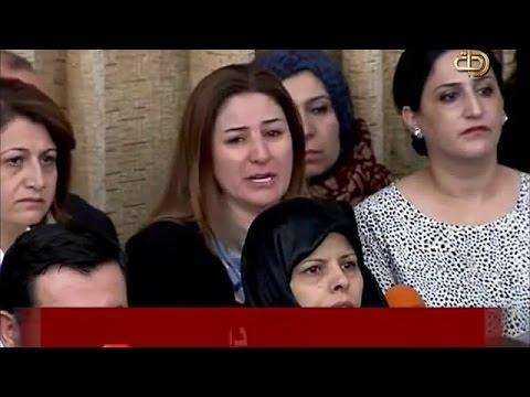 IRAK : Les femmes chrétiennes Yezidi vendues pour 150 dollars,  comme esclaves au Souk de Mossoul ( Vidéo sur TÉLÉ 24 LIVE )