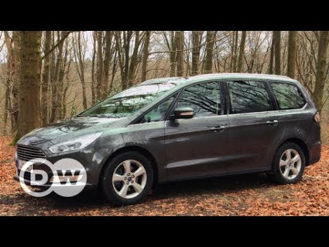 Ford Galaxy - Schnittiger Lastesel | DW Deutsch