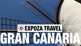 Gran Canaria Spain  City new picture : Gran Canaria (Spain) Vacation Travel Video Guide