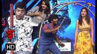 Sudheer  Rashmi  Hemanth  Varshni  Funny Joke  Dhee 10   31st January 2018   ETV Telugu