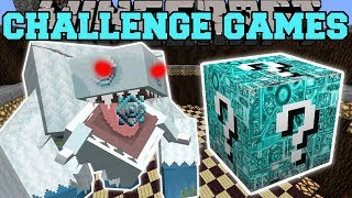 Video Minecraft: FROSTMAW CHALLENGE GAMES - Lucky Block Mod - Modded Mini-Game MP3, 3GP, MP4, WEBM, AVI, FLV Juni 2019