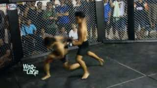  MMA  War in the Cage  4