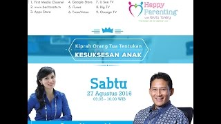 Tips Parenting Happy Parenting with Novita Tandry Episode 13