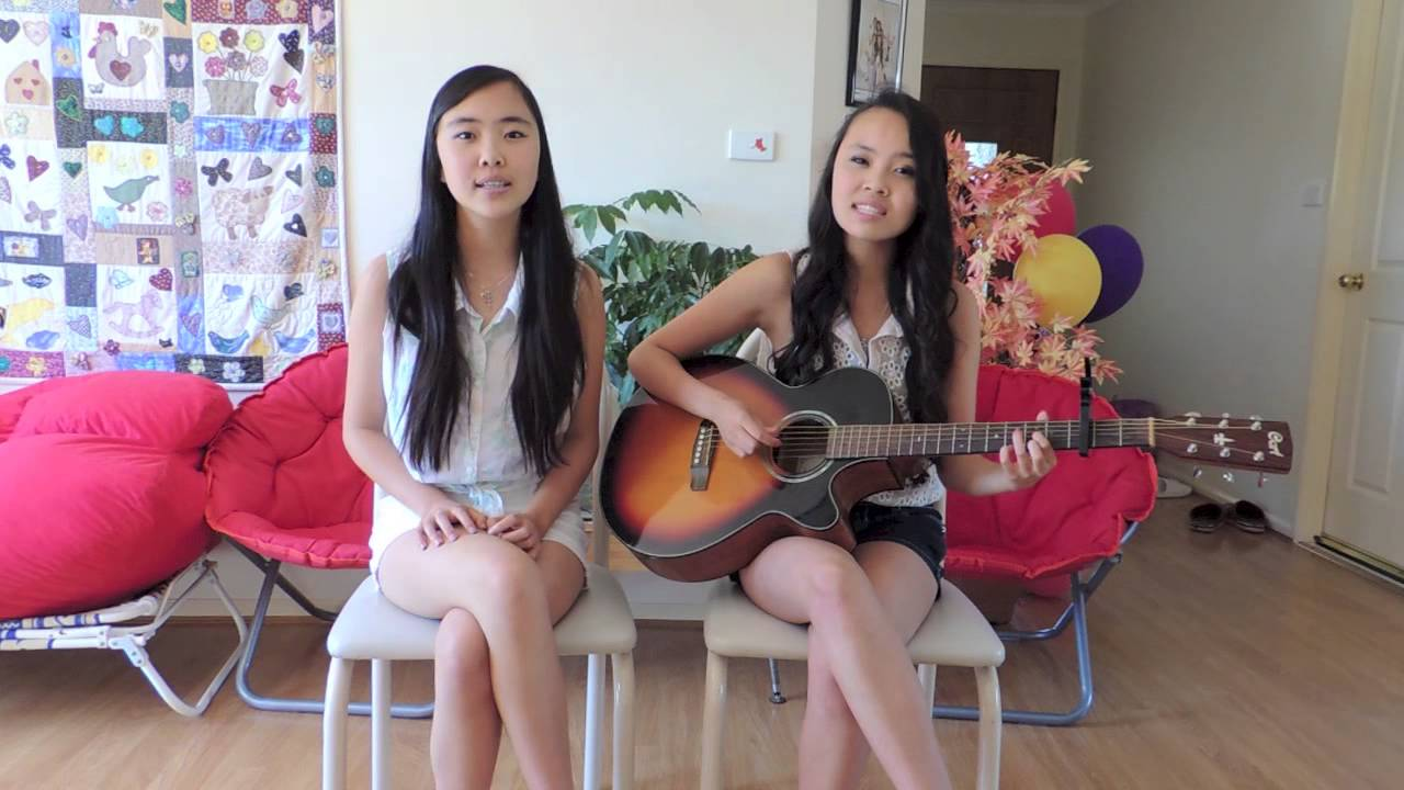 "Us Singing ""Don't Say Goodnight"" by Hot Chelle Rae (Cover)"