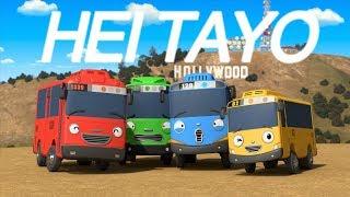 Download Video Hei Tayo Bahasa l Tayo Lagu Pembukaan Tema Kompilasi l lagu untuk anak-anak l Tayo bus kecil MP3 3GP MP4