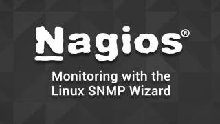 Monitoring with the Linux SNMP Wizard