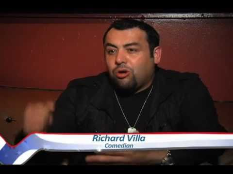 Richard Villa's Refried Fridays at The Improv feat Steve Trevino- Latino Comedy Night