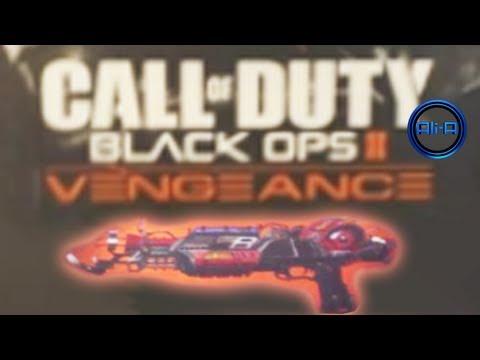 """Black Ops 2 """"VENGEANCE"""" Map Pack 3! – NEW """"Ray Gun Mark 2"""" on"""