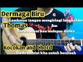 Download Lagu Chord Mudah (Dermaga Biru - Thomas Arya) By Darmawan Gitar ( Tutorial Mudah ) Untuk Pemula Mp3 Free