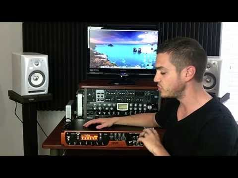 Avid Eleven Rack Guitar Processor Review – TheRecordingRevolution.com