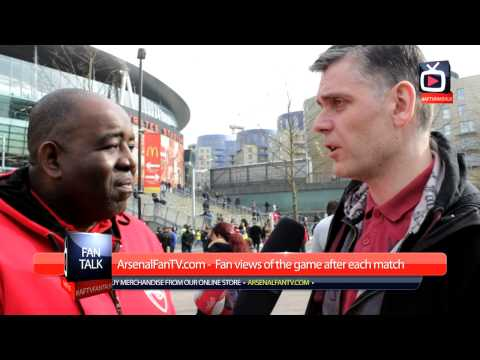 Who - Arsenal Fan Who Broke Down At Stoke Explains Why. Robbie spoke to Anthony before the Everton game. Sponsor: Visit Insulated Conservatories: http://goo.gl/46C...