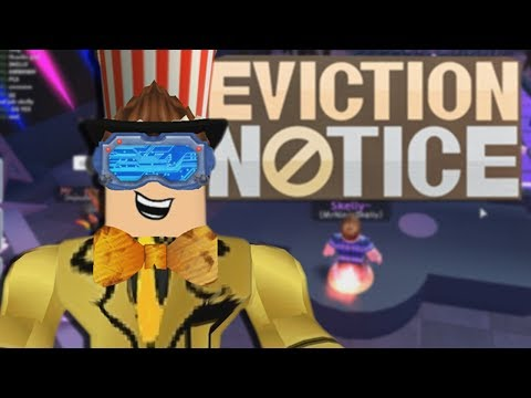 THE FEUD CONTINUES in Roblox Eviction Notice - Season 6, Episode 4