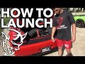 How To Launch the Dodge Demon with Stock Nitto Tires