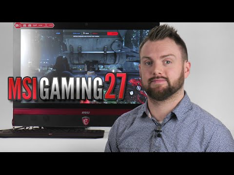 MSI Gaming 27 6QE Review [HD]