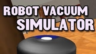 Game&Watch 2013- Robot Vacuum Simulator PC