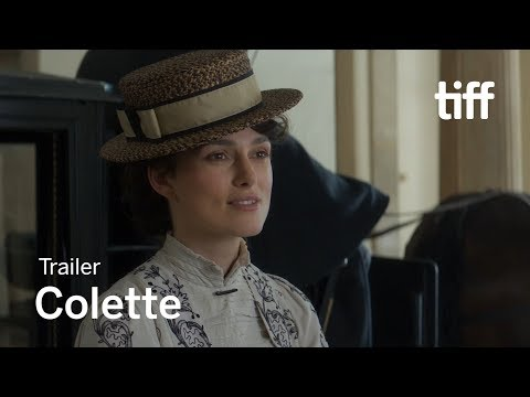 COLETTE Trailer | TIFF 2018