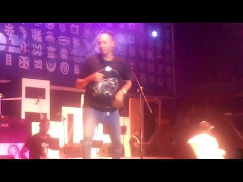 Viktoh blasts Olamide badoosneh at Felabration 2017