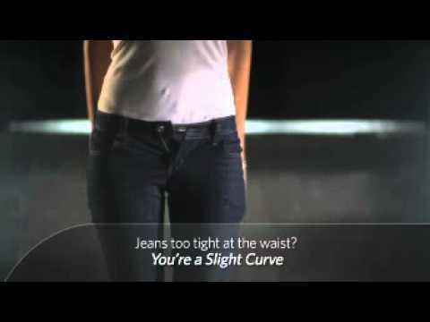 See Why Levi's® Curve ID Works