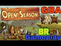 Open Season pt br Gameplay Gba
