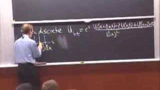 Lec 5 | MIT 18.086 Mathematical Methods For Engineers II