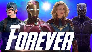 Video Iron Man & Captain Marvel with The Power to Stop Thanos in Avengers 4? MP3, 3GP, MP4, WEBM, AVI, FLV Oktober 2018
