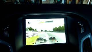 2012 Ford Focus: A/V input jack (PS2)