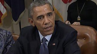 Obama: Islamic State Ideology Is 'Bankrupt'