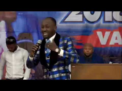 See What Happened When Apostle Johnson Suleman Preach About Heaven!