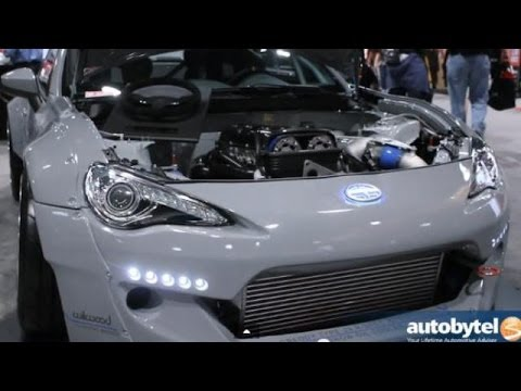 SEMA 2013: Scion FR-S Dream Build