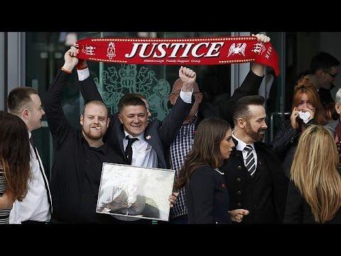 Βρετανία: Ιστορική δικαστική απόφαση δικαιώνει τους 96 νεκρούς του Χίλσμπορο