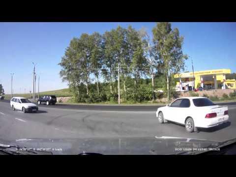 Авария в Красноярском крае