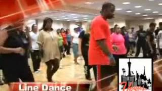 2014 - The Steady Steppers 8th Annual Las Vegas Weekend Jam & Soul Line Dance Explosion